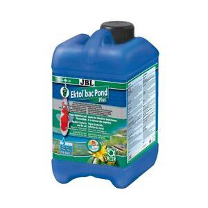 Jbl Ektol Bac Pond Plus 2,5 Litre - Bassin Cure Cure Médecine Du Poisson