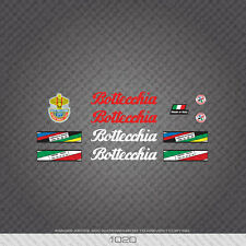 01020 Bottecchia Bicycle Stickers - Decals - Transfers
