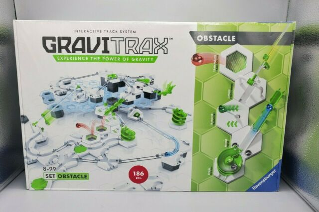 Ravensburger Gravitrax Obstacle Course Set Marble Run and STEM With 186 Pieces