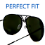 XL-034-Posche-034-OVERSIZED-Women-Sunglasses-Aviator-Shadz-GAFAS-TWIRL thumbnail 36