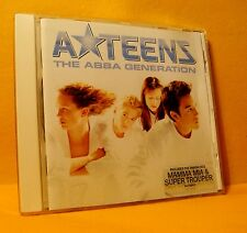 CD A*Teens The ABBA Generation 11 TR 1999 Euro House