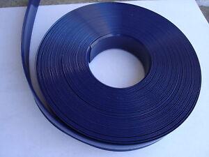 Rv Trailer Camper 1 Vinyl Insert Trim Molding 50 Blue Ebay