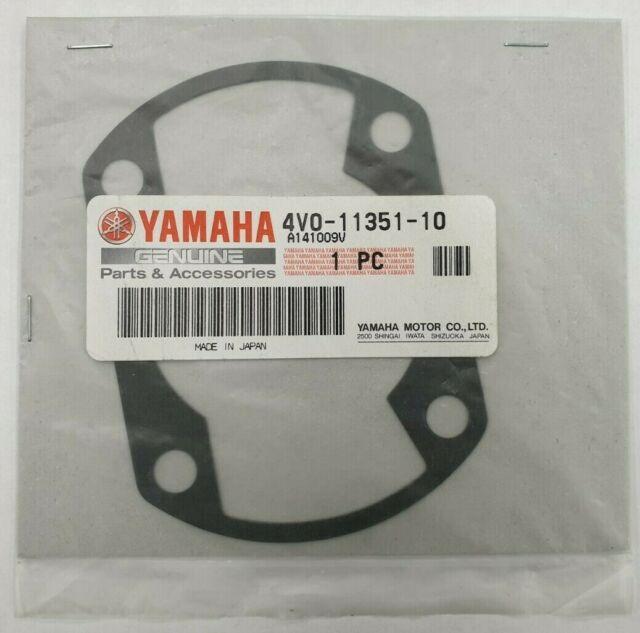 Yamaha Cache YZ80 Air Colled Modèle Joint Base Véritable 4V0-11351-10 1980 Jusqu