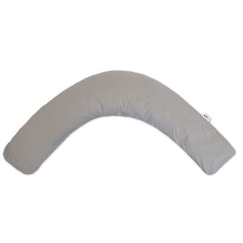 Theraline Bezug für das Komfort Stillkissen 180 cm Jersey grau