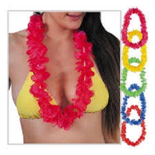 1 25 50 COLLANE HAWAIANE COLLANA HAWAIANA HAWAII FESTA PARTY ESTATE MARE PISCINA