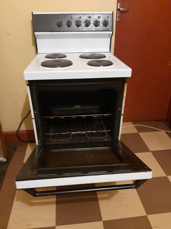 Used 4 plate electric stove for sale around Jane Furse