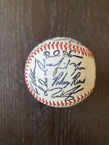 2005 Seattle Mariners Autographed Baseball