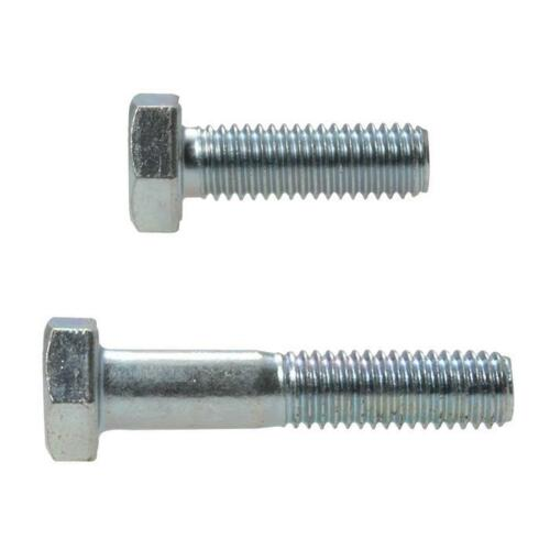 Hex Bolt M16 16mm Metric Coarse Set Screw High Tensile Class 8.8 Zinc Plated