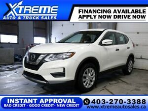 2018 NISSAN ROGUE SV AWD *$0 DOWN* $119/BW! APPLY NOW