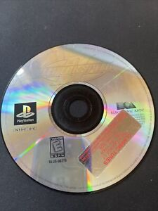 Need For Speed 2 Sony Playstation One PS1 PSX Game Disc Only Free Ship