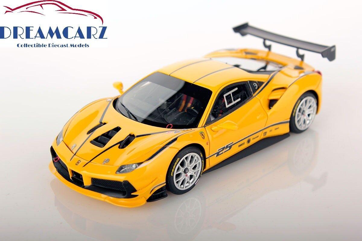 LookSmart LS476A 1/43 Ferrari 488 Challenge