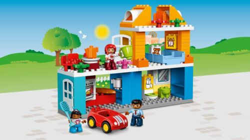 LEGO ® DUPLO ® 10835 famiglie CASA NUOVO OVP /_ FAMILY HOUSE NEW MISB NRFB