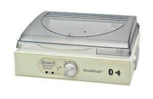 STEEPLETONE-VINYL-PLATTENSPIELER-LP-Plattenspieler-3-Geschwindigkeiten-Bluetooth-Streaming