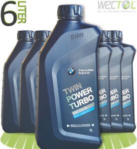 ! ANGEBOT ! 6 Liter BMW TwinPower Turbo 5W-30 Motoröl Longlife-04 83212465849