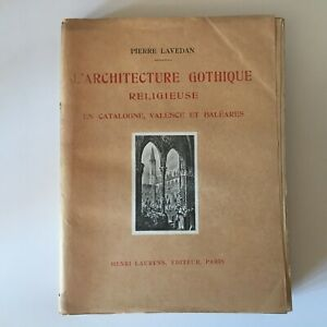 P-Lavedan-ARQUITECTURA-Gotico-Religiosa-Cataluna-Valencia-Baleares-1949