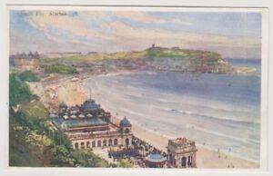 Yorkshire (North) postcard - South Bay, Scarborough (A483)