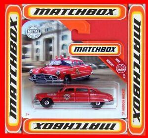 Matchbox-2018-039-51-Hudson-Hornet-64-125-neu-amp-ovp