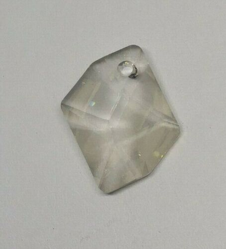 Swarovski Crystal Silver Shade 40mm Cosmic 6680 Suncatcher// Pendant; LAST THREE