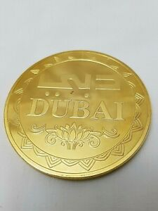 24k Gold Plated Commemorative Coin