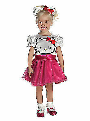 Hello Kitty Red Theatrical Glovettes Child Costume Accessory