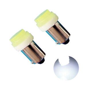 2-ampoules-a-LED-T4W-BA9s-blanc-pour-le-plafonnier-feux-de-position