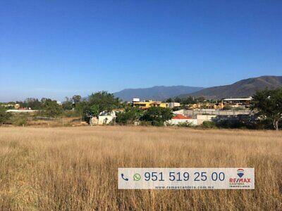 Oportunidad de terreno - San Francisco Lachigolo