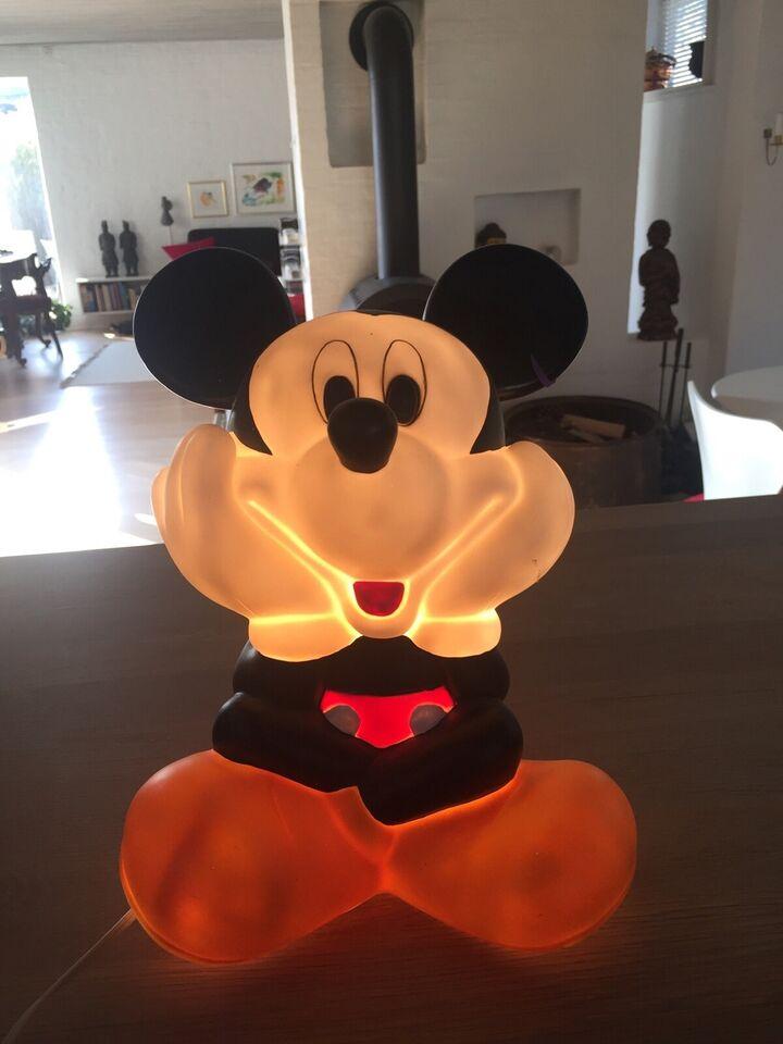 Lampe, Disney