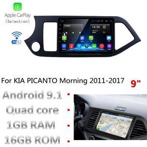 Android-9-1-Octa-Core-Car-DVD-GPS-Player-Stereo-Navi-for-Kia-Morning-Picanto-11