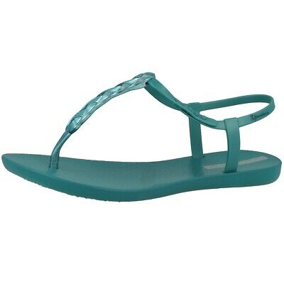 Ipanema Charm Vi Sand Fem Schuhe Damen Zehentrenner Sandale Green 82517-8733
