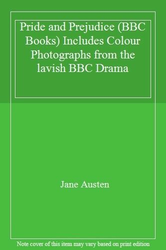Pride and Prejudice (BBC  Books) Includes Colour Photographs from the lavish B,