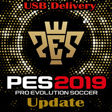 PES 2018 Option File Ps4 Pro Evolution Official Kits & Logos Instant