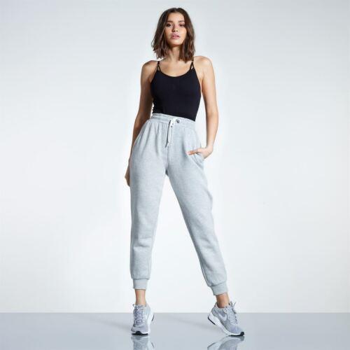 Sportfx Femme Pantalon De Survêtement Jersey Pantalon De Jogging Pantalon Pantalon avec cordon de serrage
