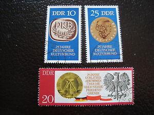 Germany-Rda-Stamp-yt-N-1270-A-1272-Obl-Stamp-Germany