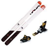 Volkl V-werks Katana Skis W/ Marker Kingpin 13 Binding 115040 7933p1
