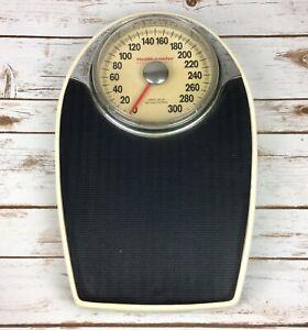 Vintage Health O Meter Personal Scale Model 142 300 Lb Capacity Bathroom Scale Ebay