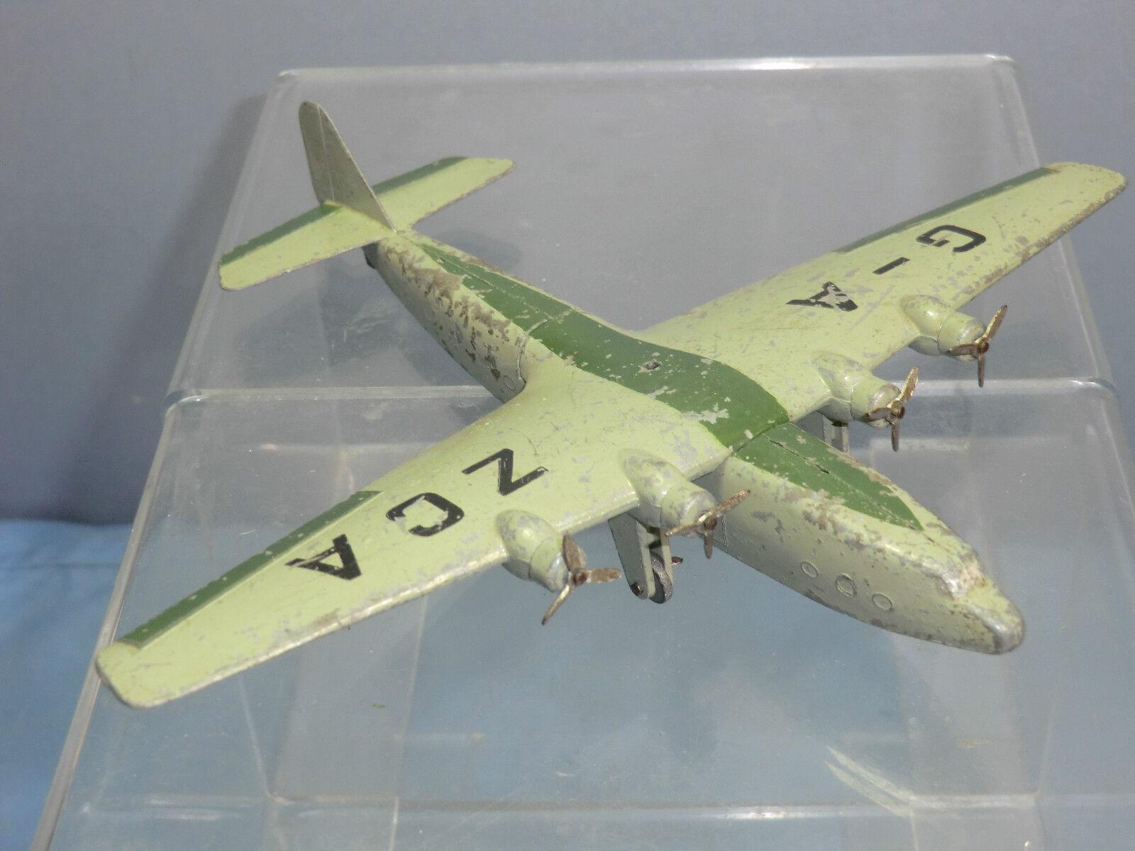 VINTAGE Dinky Toys modello No.62x 40 posti di passeggeri Liner
