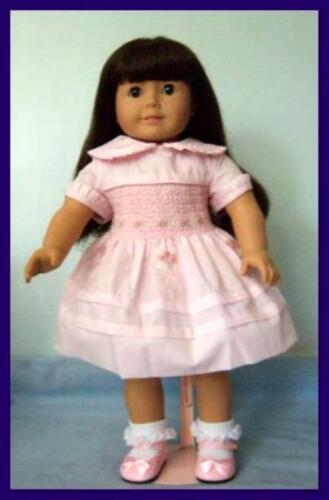 PINK Patent Mary Jane Doll SHOES for BABY CHATTY CATHY /& American Girl
