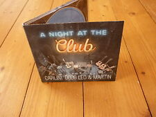 CARLINI DODO LEO & MARTIN - A Night at the Club DIGIPAK