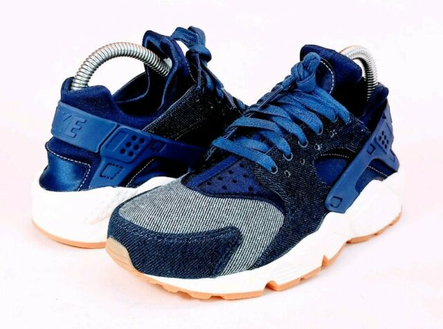 Nike Air Huarache Run SE Size 11.5 Dark