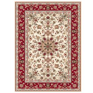 Sonderaktion Teppich Orientteppich Perser 200 x 400  250 x 350 /& 300 x 400 Creme