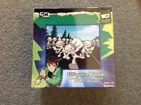 Ben 10 alien force 100 piece puzzle - sealed