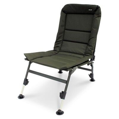 Dimora ® St Carp Fishing Tackle Oxford Campeggio Chaise Longue-mostra Il Titolo Originale