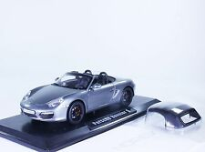 TC06 NEW Porsche Boxter S Convertible 1:18 1/18 Gray Diecast Car Model Norev