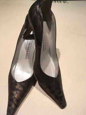 65d40bb75d0 Find Kobber i Sko og støvler - Stiletter - Køb brugt på DBA