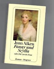 Joan Aiken - Fanny und Scylla - 1992