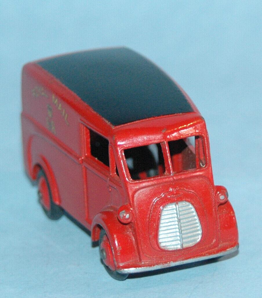 Dinky Toys MECCANO England original  260 MORRIS 'J'  ROYAL MAIL VAN 1955 E.R.  mieux acheter