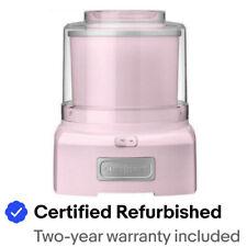 Cuisinart Automatic Frozen Yogurt-Ice Cream and Sorbet Maker (Pink)