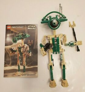 Lego Star Wars 217 Pieces Pit Droid Technic