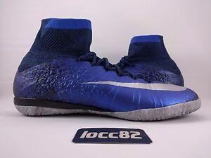 timeless design 3b3c7 9f6f8 Nike MercurialX Proximo CR IC sz 12.5 (807566-404) Deep Royal Blue ...