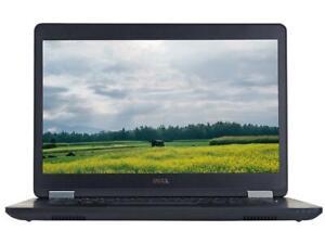 DELL E5470 14.0 Grade A Laptop Intel Core i5 6th Gen 6300U (2.40 GHz) 8 GB Memo